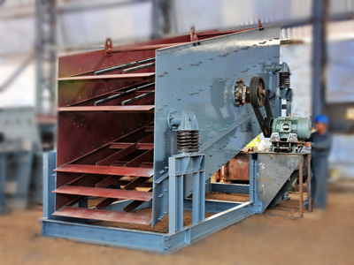 Vibrating Screen